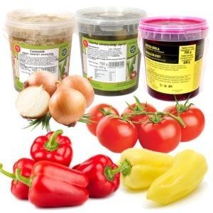 Zöldség, gyümölcs, savanyúság